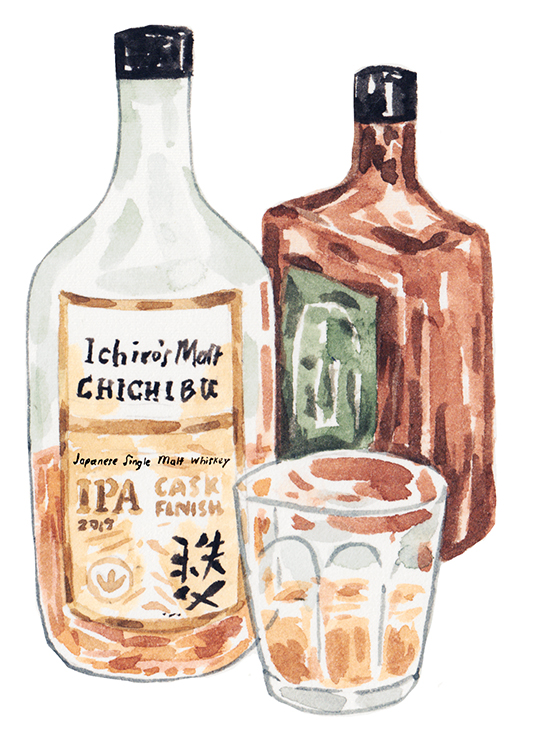 Justine-Wong-Illustration-Wine-&-Spirits-Japan-Guide-Tokyo-Whiskey-Bar.jpg