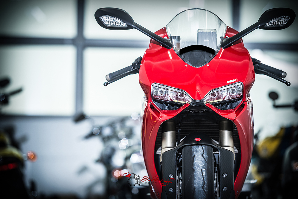Ducati 1199 Panigale - Kelvin Luffs Photography