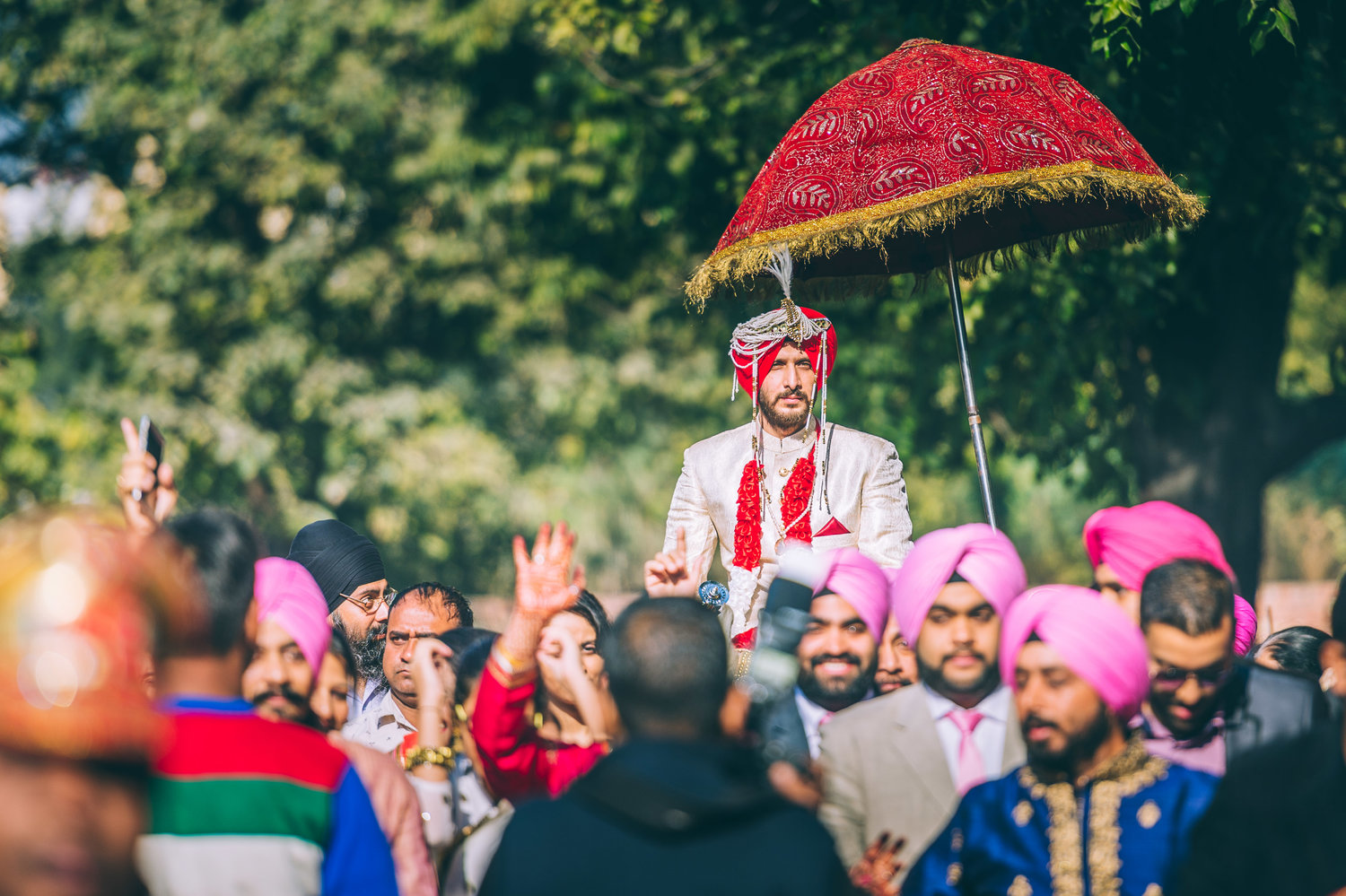 Kelvin Luffs Photography in India - Traditional Sikh Wedding (Part 2