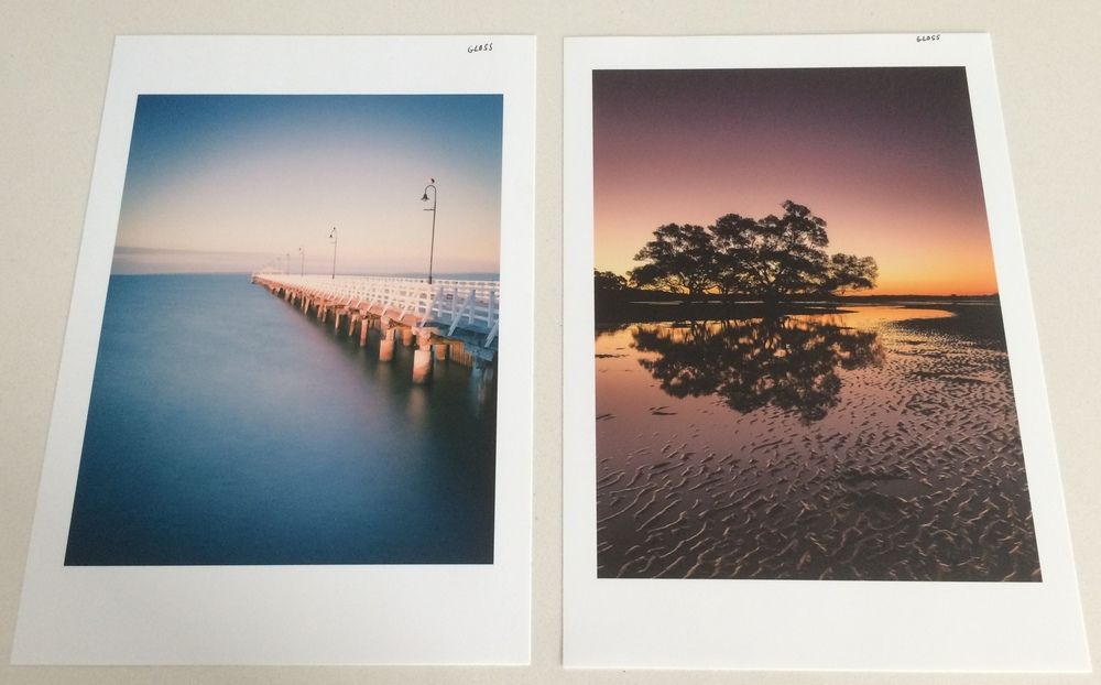 Shorncliffe Pier and Nudgee Beach on Gloss