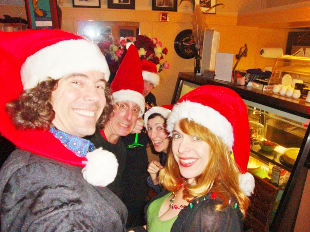 Holiday Hootenanny @ Egan's