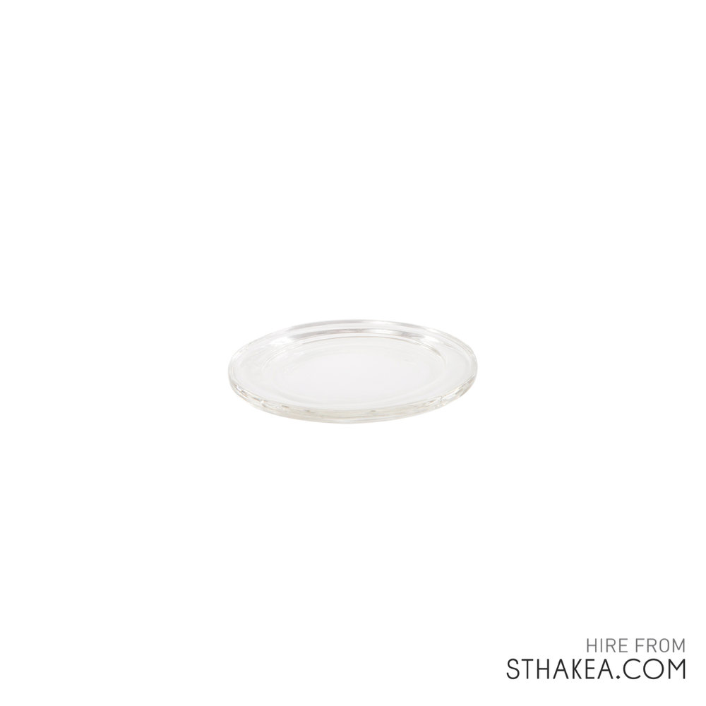 Church Candle Glass Base