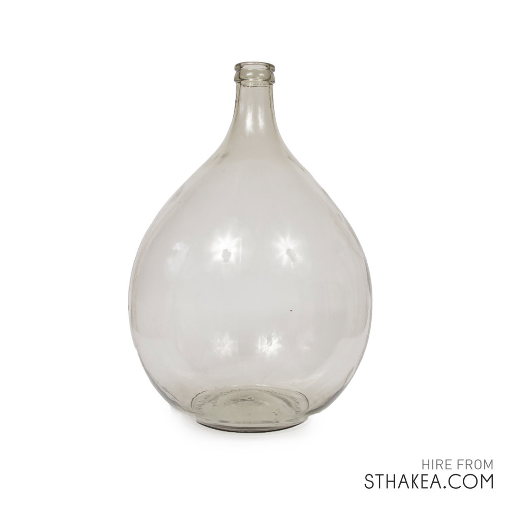St Hakea Melbourne Hire Large Ink Demijohn.jpg
