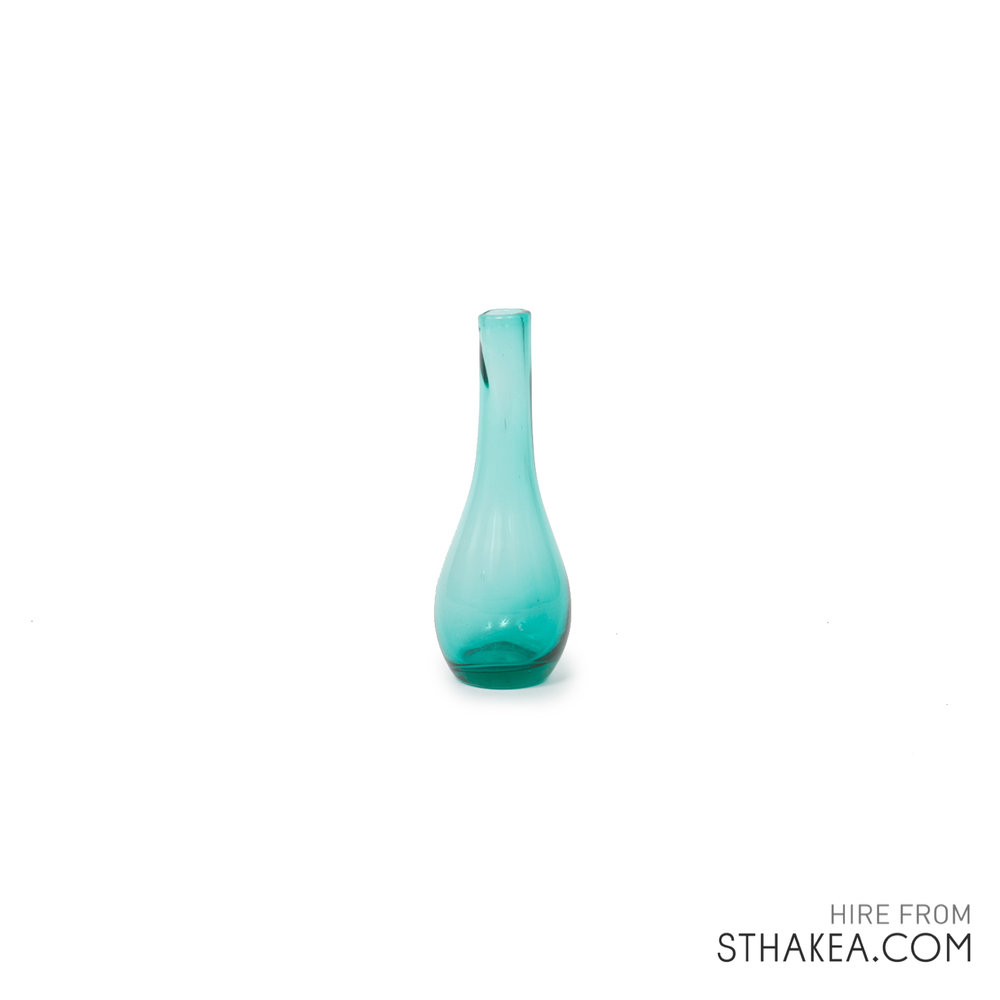 St Hakea Melbourne Hire Blue Bubble Vase.jpg
