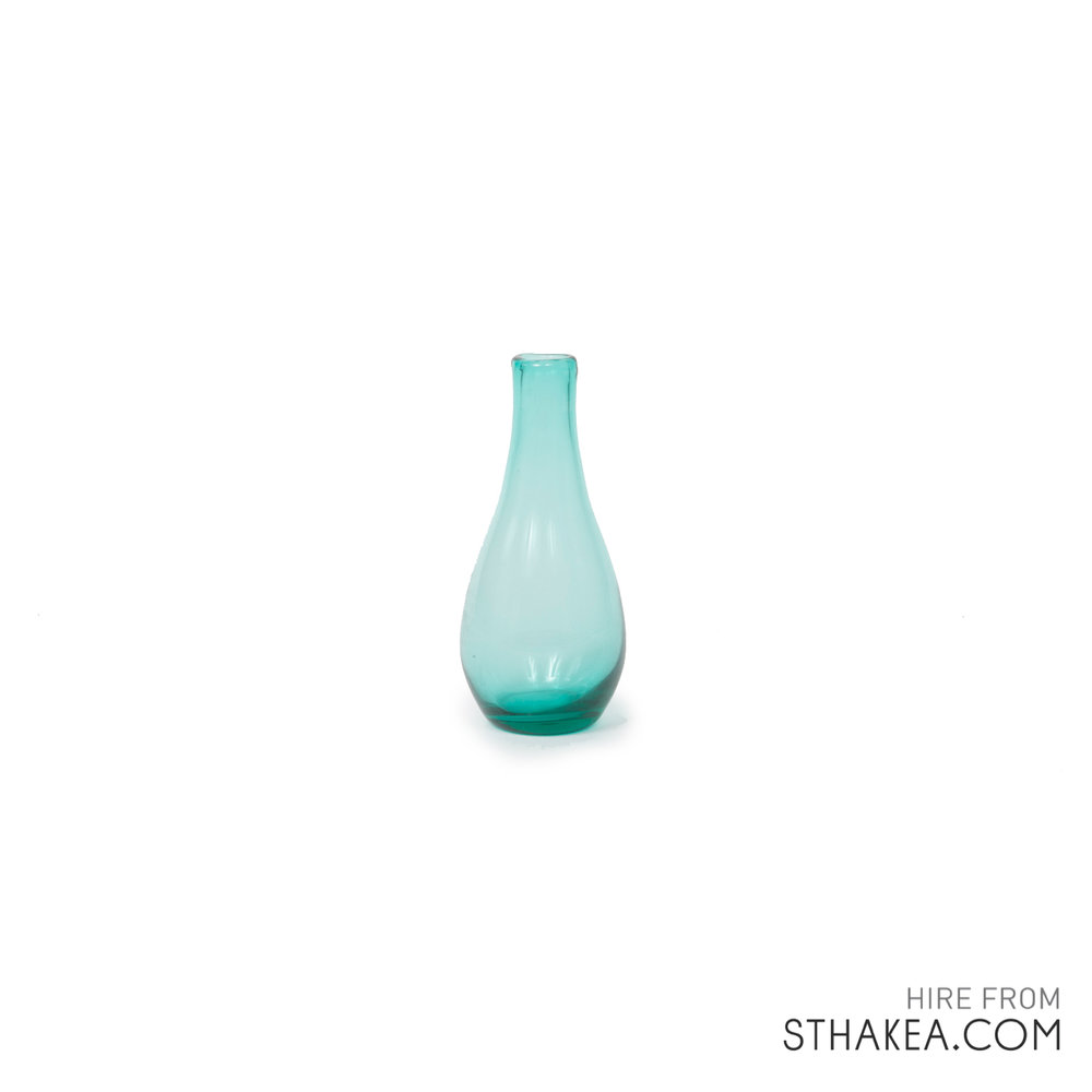 St Hakea Melbourne Hire Small Blue Bubble Vase.jpg