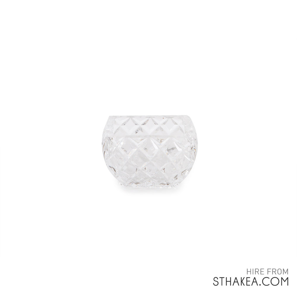 St Hakea Melbourne Hire Small Crystal Cut Bowl.jpg
