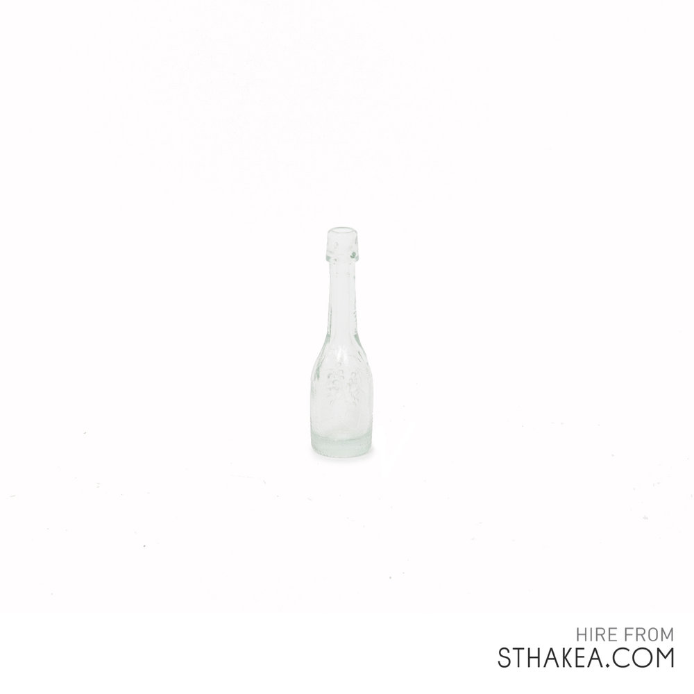 St Hakea Melbourne Hire Clear Grape Perfume Bottle.jpg