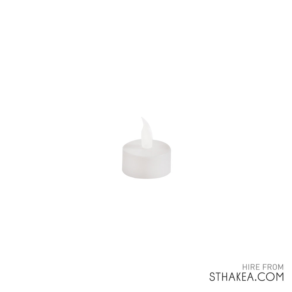 St Hakea Event Hire Melbourne LED tealight candle.jpg