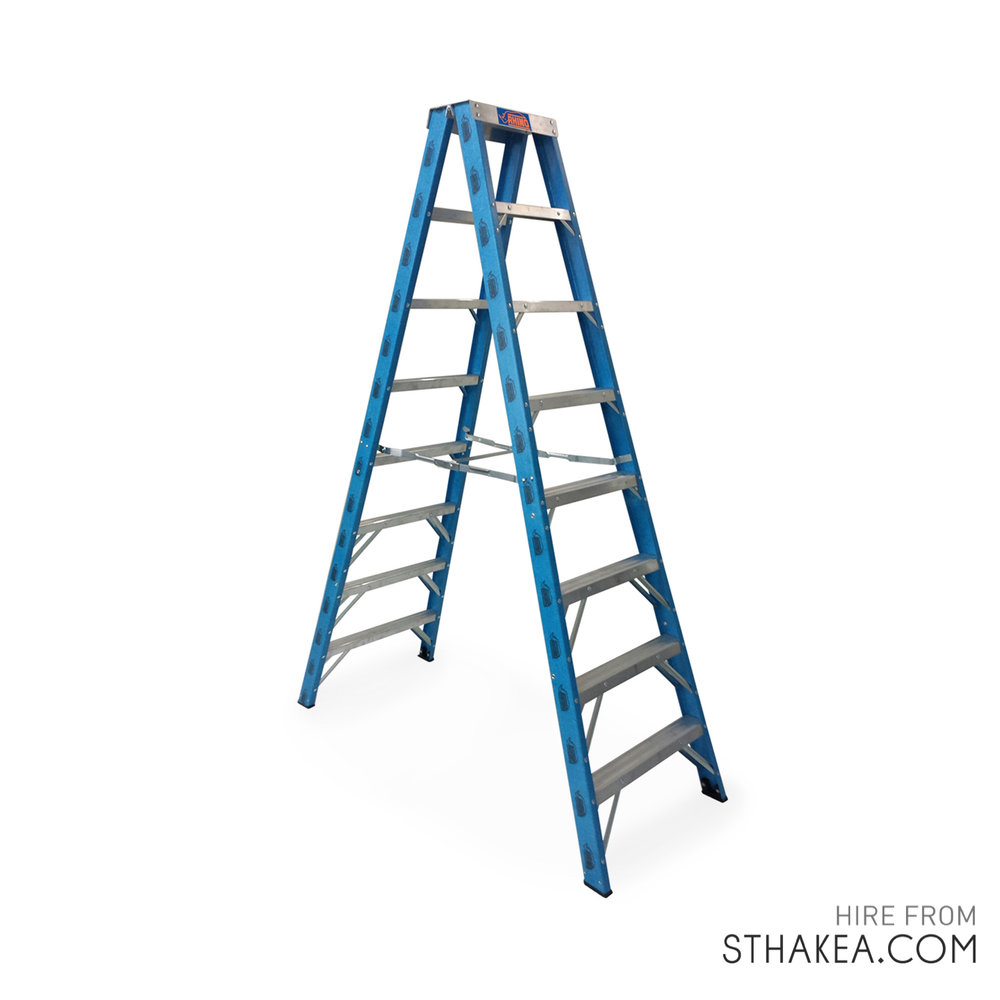St Hakea Melbourne Event Hire 3m Ladder.jpg