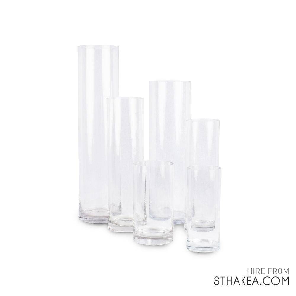 St Hakea Melbourne Event Hire Cylinder Vases.jpg