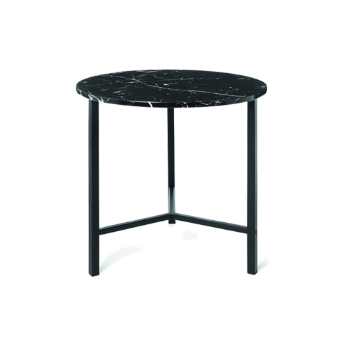 St Hakea Melbourne Event Hire Black Marble Look Side Table.jpg