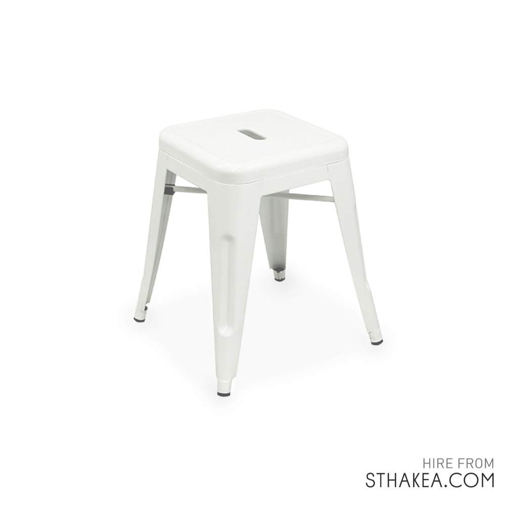 St Hakea Melbourne Event Hire White Tolix look Stool.jpg
