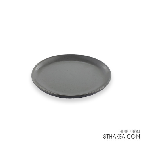 St Hakea Melbourne Event Hire Grey Entree Plate.png