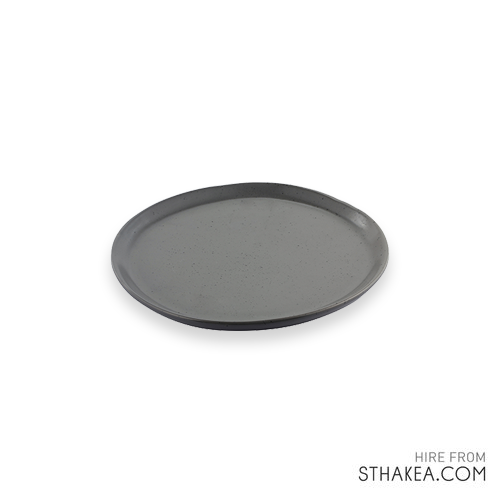 St Hakea Melbourne Event Hire Grey Main Dinner Plate.png