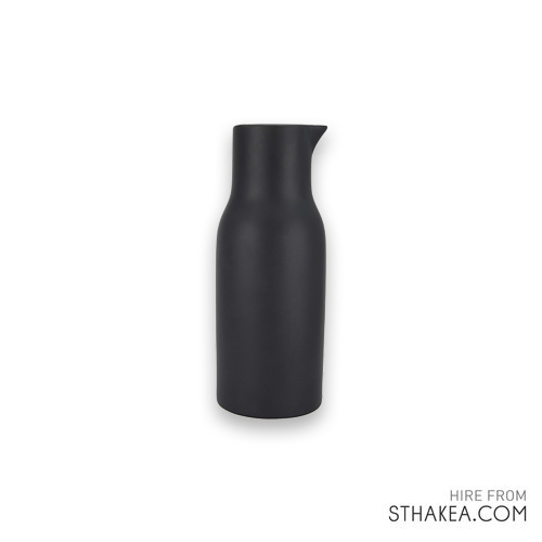 St Hakea Melbourne Event Hire Black Water Jug.jpg