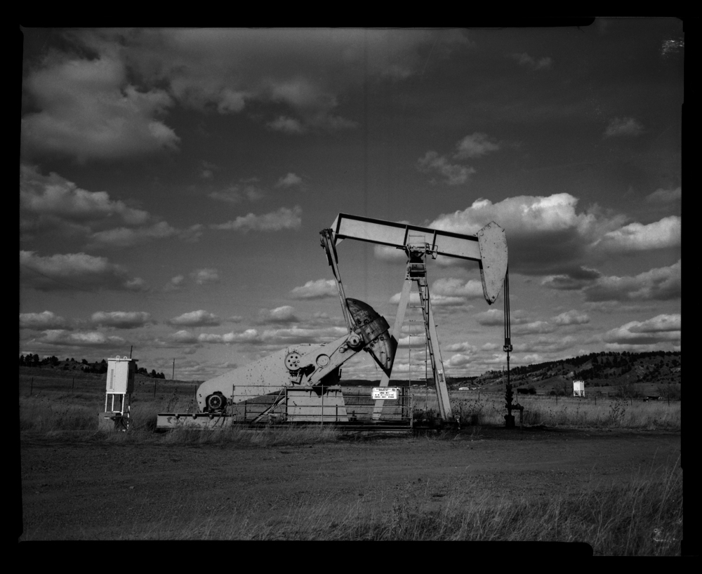 Pump Jack, Gillette, Wyoming