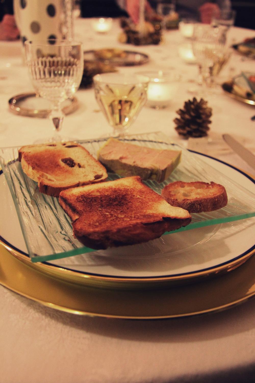 Foie gras maison de Noel // www.theflyingflour.com
