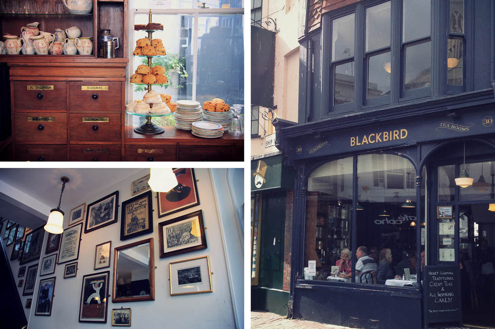 The Flying Flour - Brighton - BlackBird Tearooms