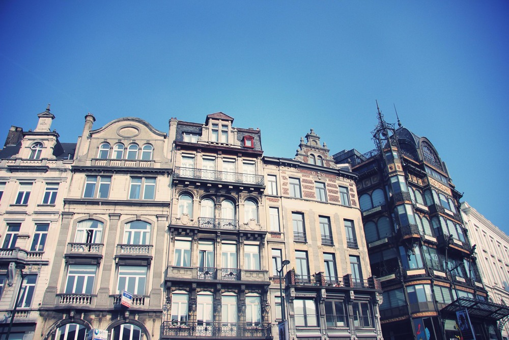 Bruxelles - TravelGuide - www.theflyingflour.com