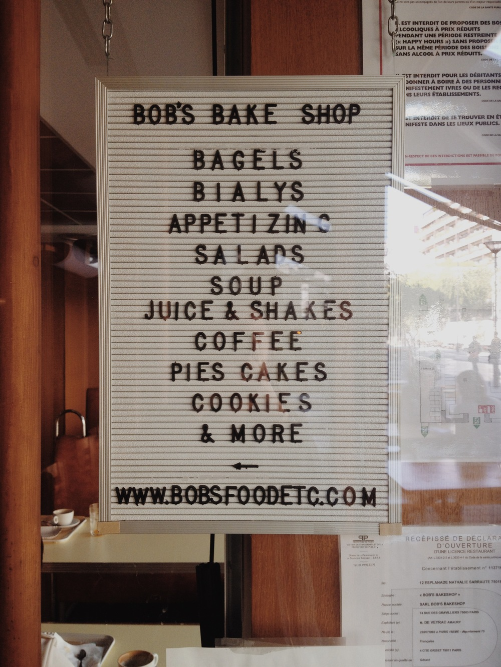 Bob's Bake Shop (75018) - The Flying Flour.com
