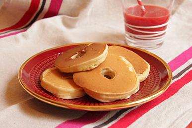 Pancakes Pomme