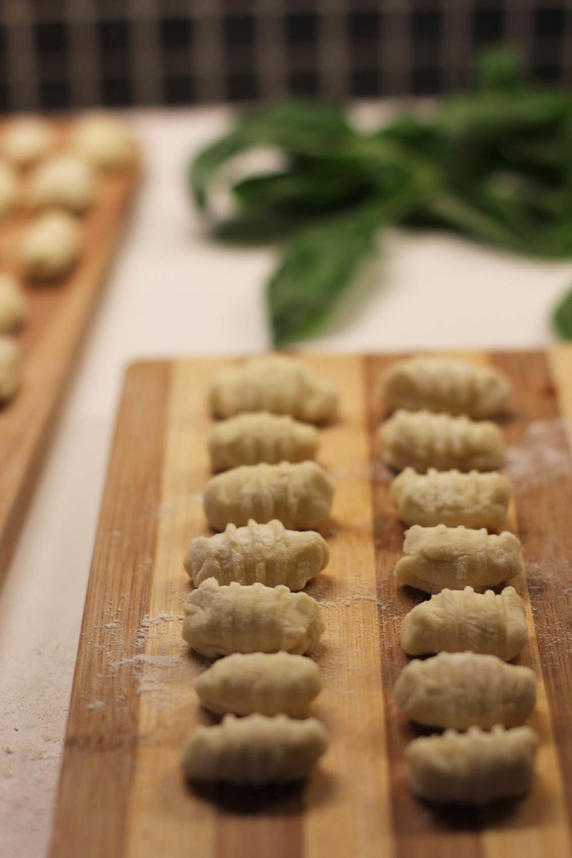 Homemade Gnocchis - www.theflyingflour.com