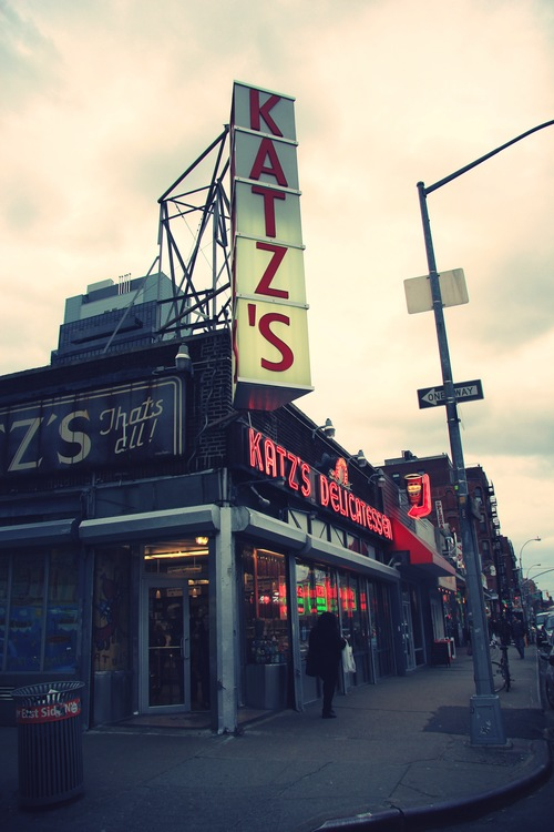 Katz Delicatessen, New-York | www.theflyingflour.com