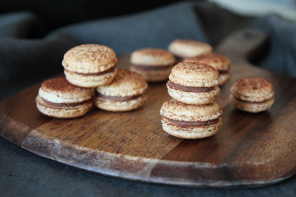 Macarons Mogador | www.theflyingflour.com