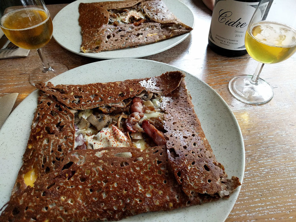 Breizh Cafe | www.theflyingflour.com