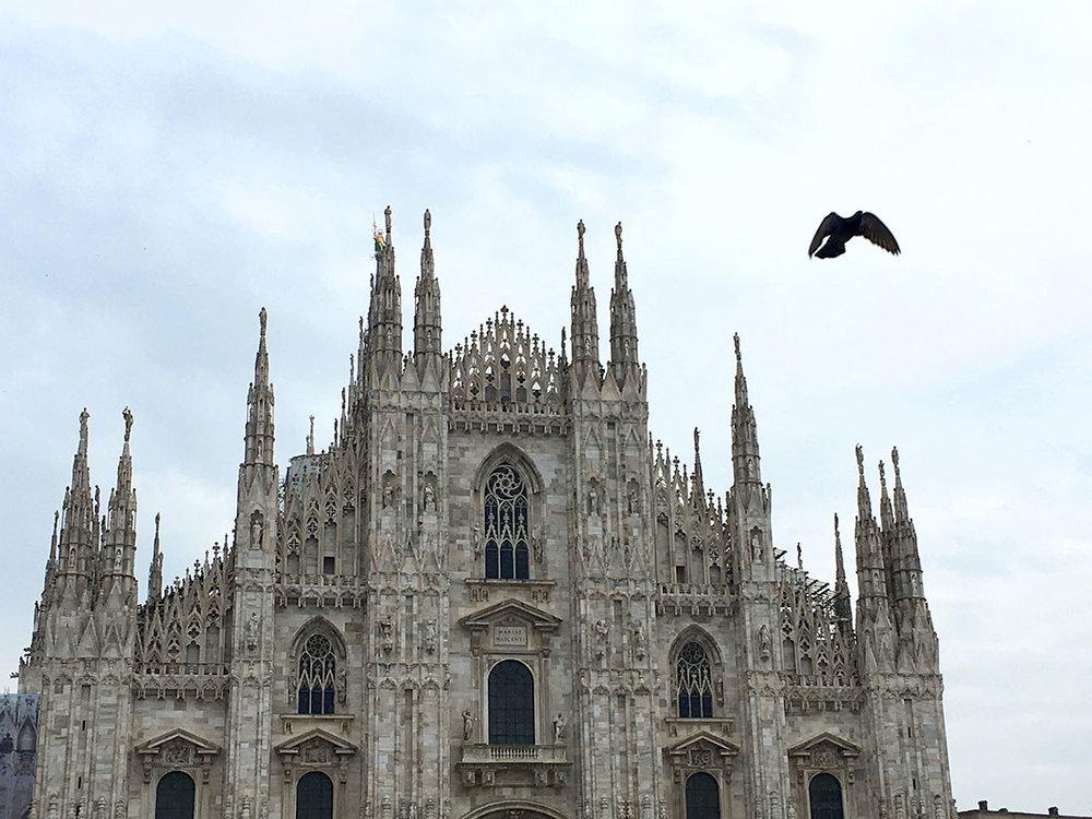 Le Duomo, Milan | www.theflyingflour.com
