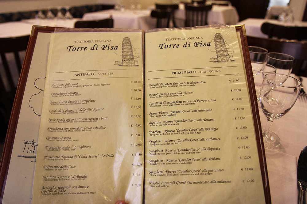 Trattoria Torre di Pisa, Milan | www.theflyingflour.com