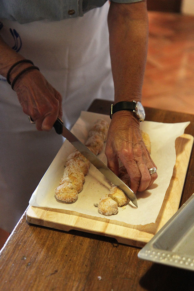 Cours de cuisine avec Lesley & Paola | www.theflyingflour.com
