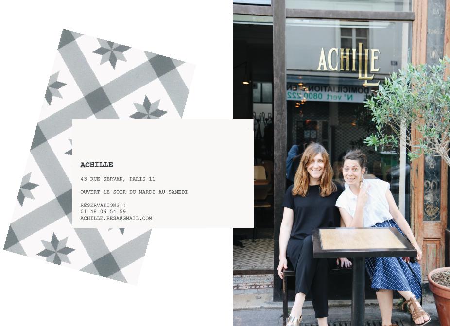 Achille 75011 ©theflyingflour