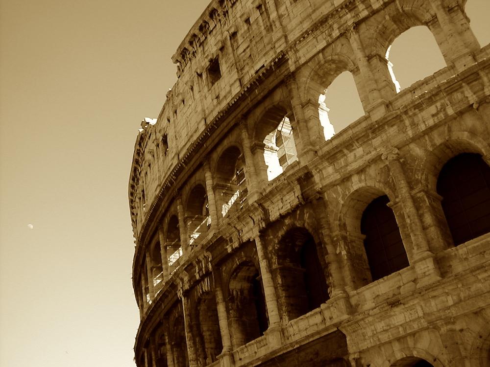 Colosseum, Rome, Italy | Photo credit: Rose Spaziani