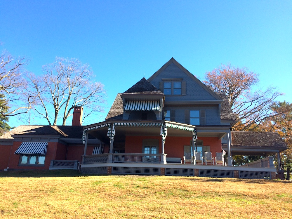 Sagamore Hill,Oyster Bay, N.Y. | Photo credit: Rose Spaziani
