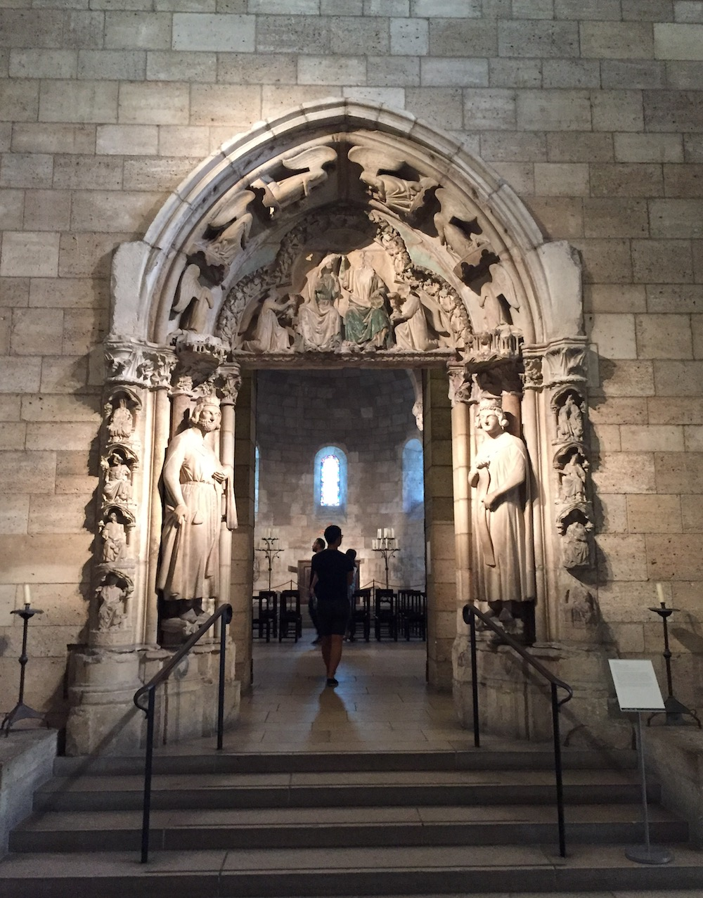 Chapel in The Met Cloisters, NYC | Photo credit: Rose Spaziani