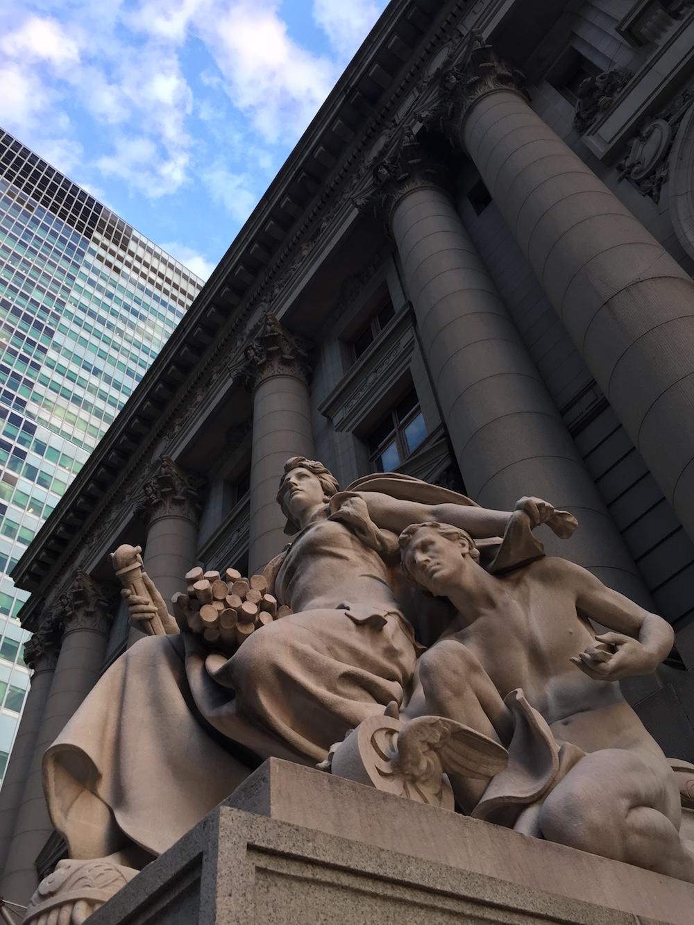 Alexander Hamilton U.S. Custom House in NYC | Photo credit: Rose Spaziani