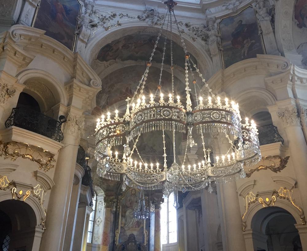 St. Nicholas Church in Prague | Photo credit: Rose Spaziani