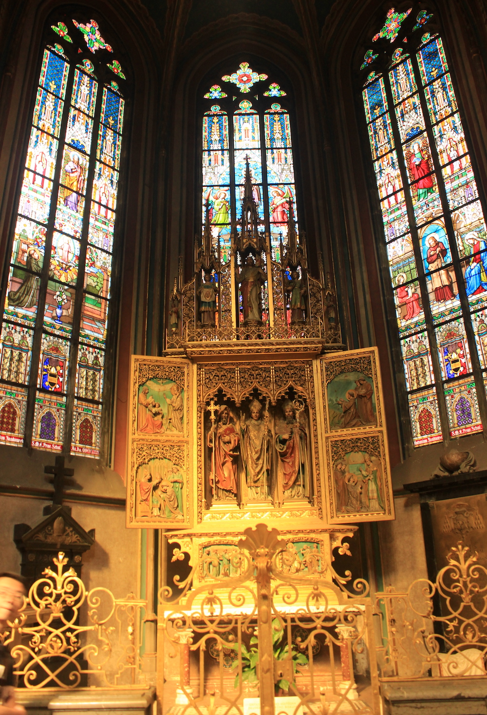St. Wenceslas Chapel | Photo credit: Rose Spaziani