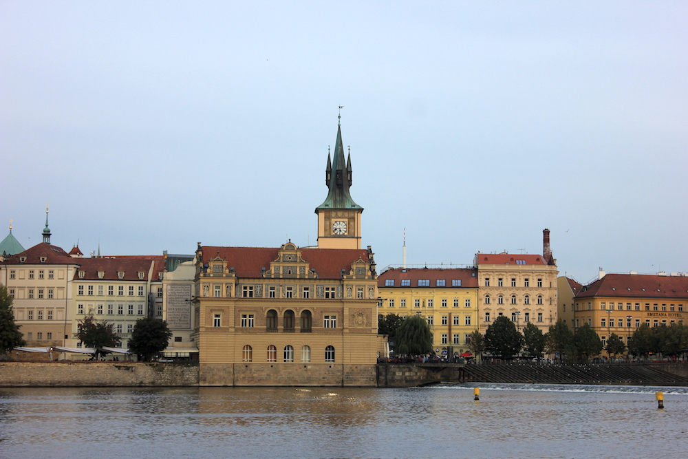 View from Kampa Park in Prague | Photo credit: Rose Spaziani
