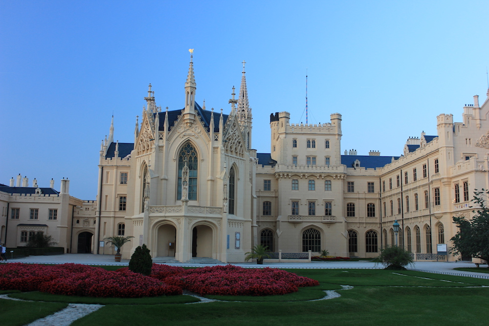 Chateau Lednice in Czech Republic | Photo credit: Rose Spaziani