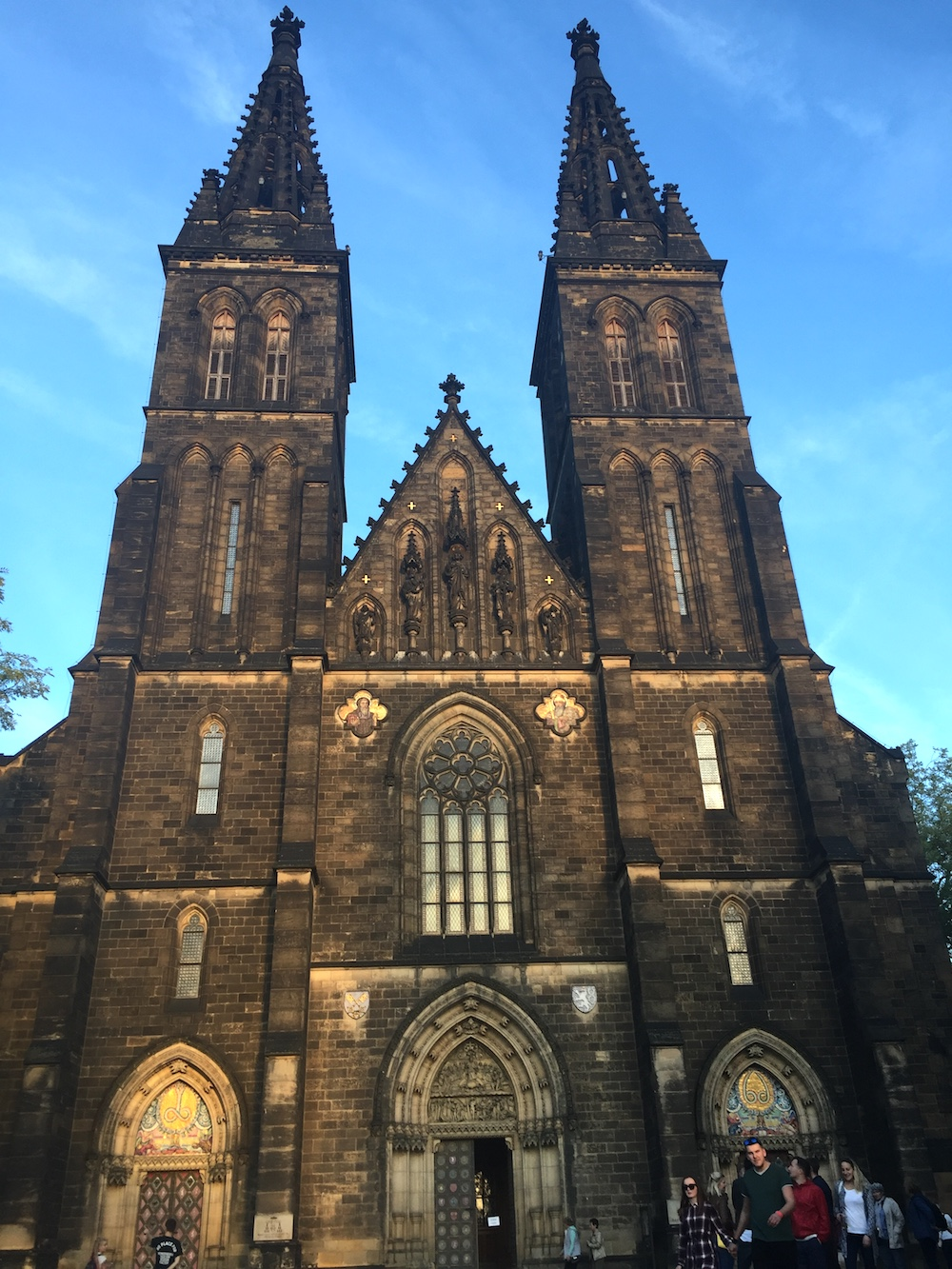 Basilica of St. Peter and St. Paul in Prague | Photo credit: Rose Spaziani