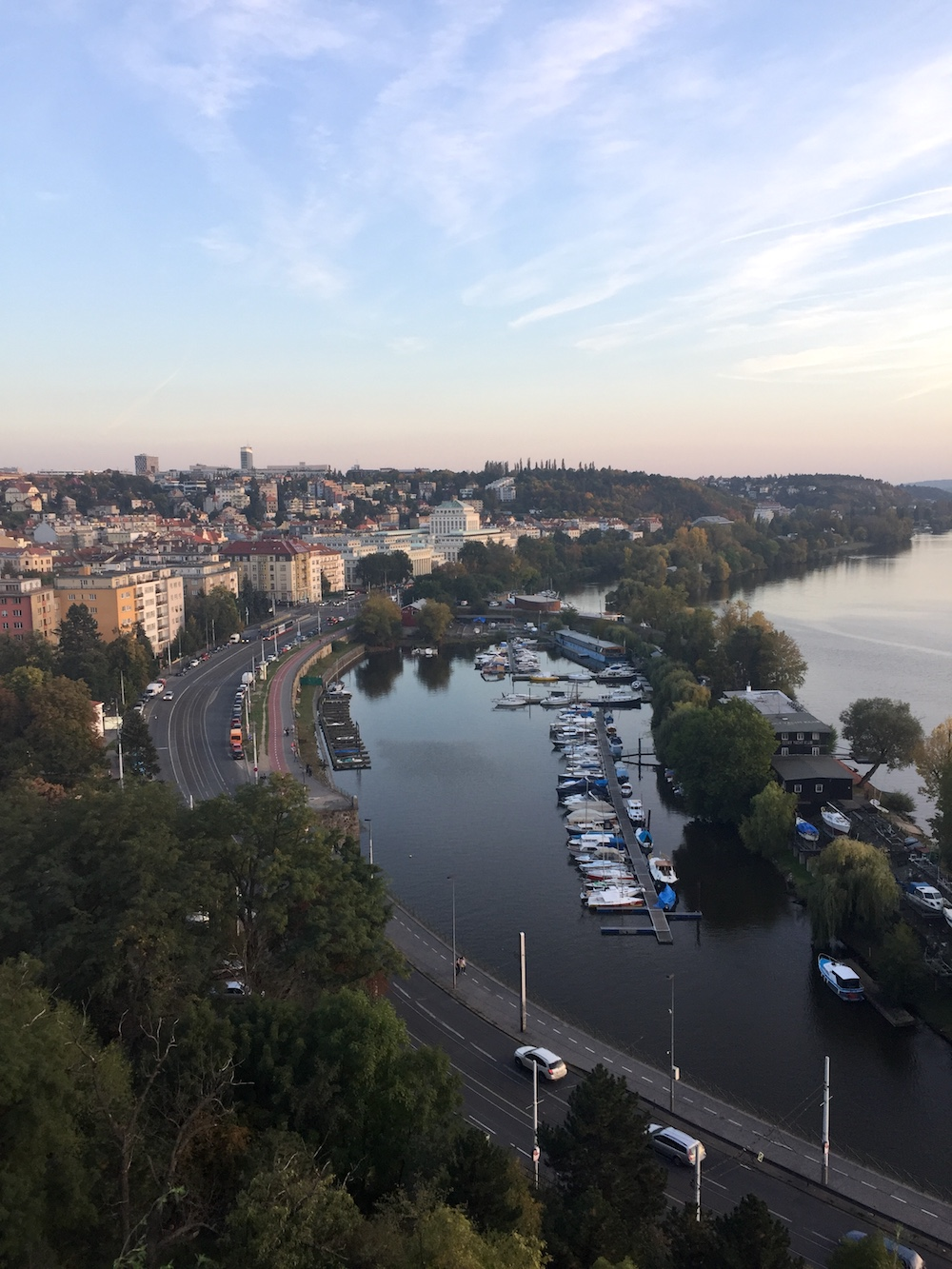 View of Prague from Vyšehrad | Photo credit: Rose Spaziani