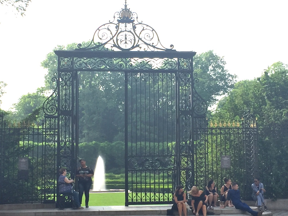 Central Park Conservatory Garden | Photo credit: Rose Spaziani