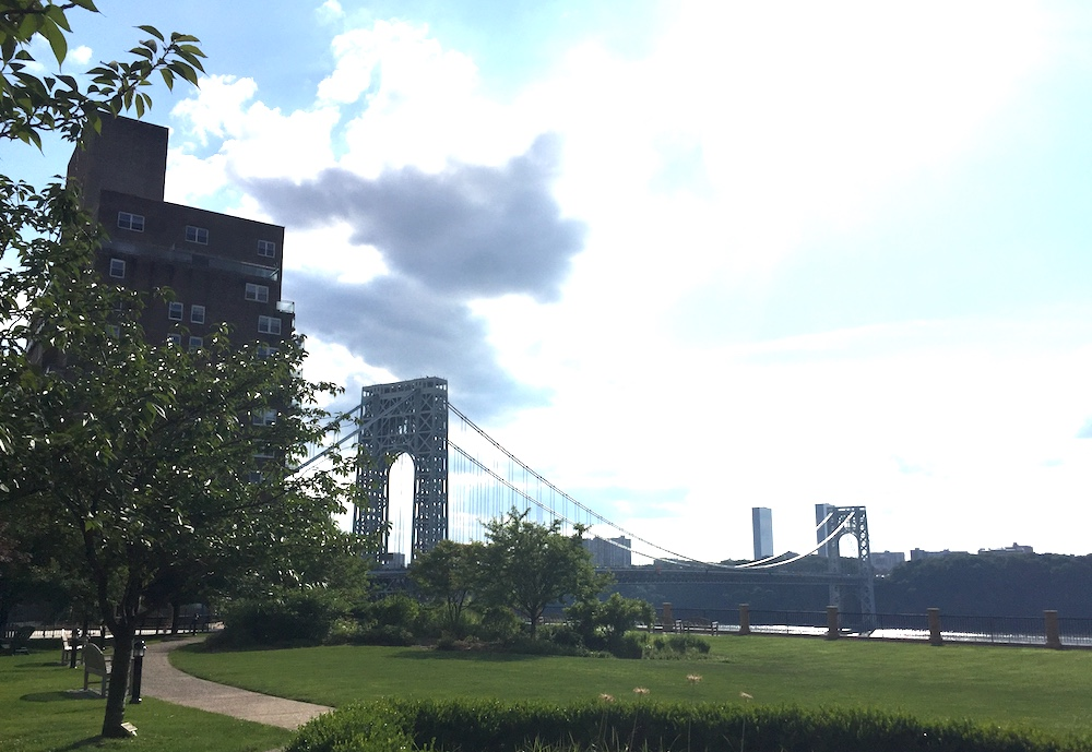 George Washington Bridge, NYC | Photo credit: Rose Spaziani