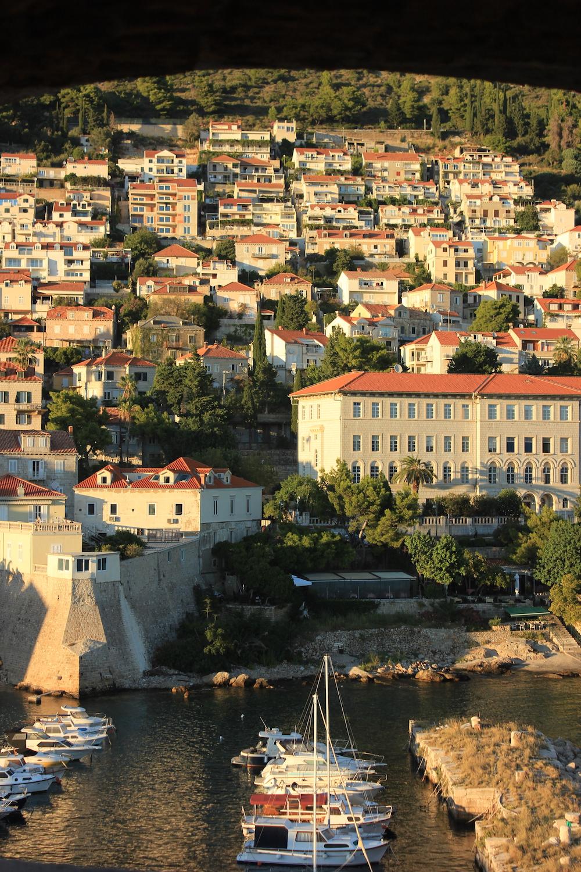Sailboats in Dubrovnik, Croatia | Photo credit: Rose Spaziani