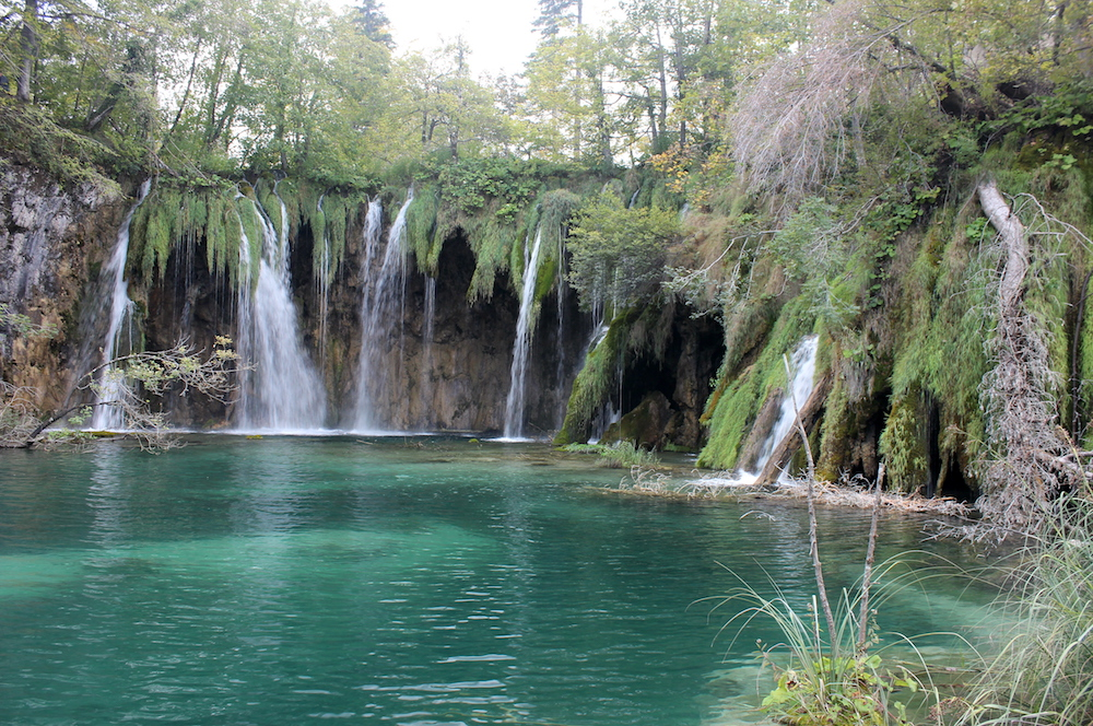 Waterfalls of Plitvice Lakes, Croatia | Photo credit: Rose Spaziani
