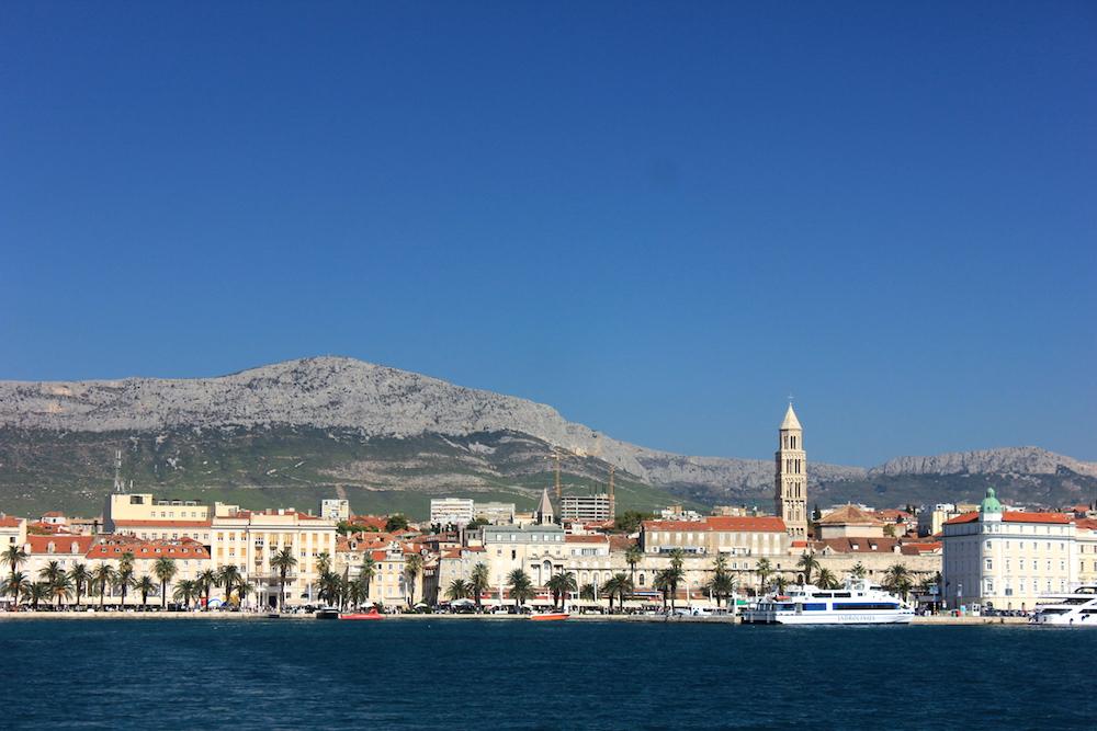 Harbor in Split, Croatia | Photo credit: Rose Spaziani
