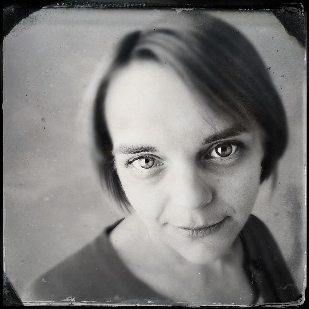 DW Images Photography - Tintype - Headshot - Hipstamatic - Milton Keynes Headshot Studio