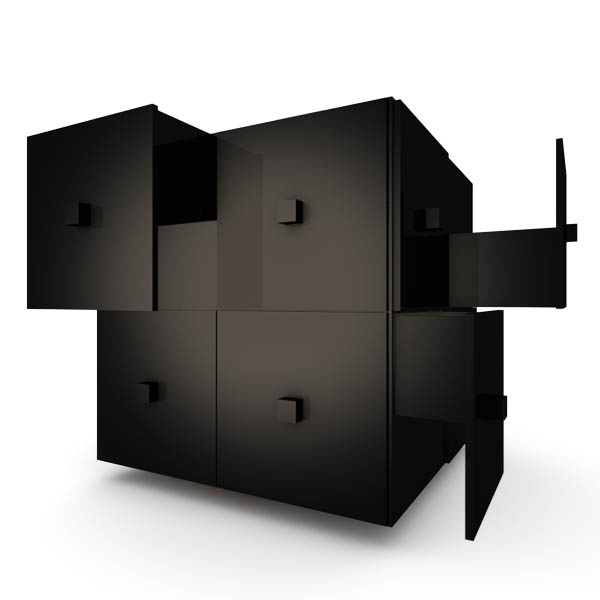 Solo Bento Black -  £520